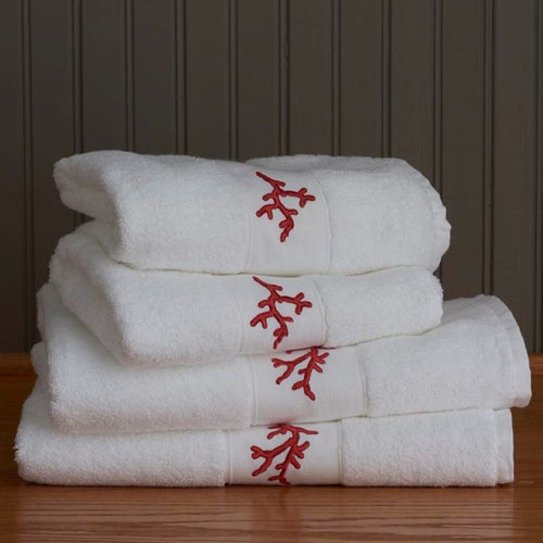 Coral Guest towel 50% OFF