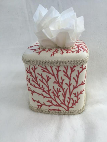 Coral Reef Tissue Cover