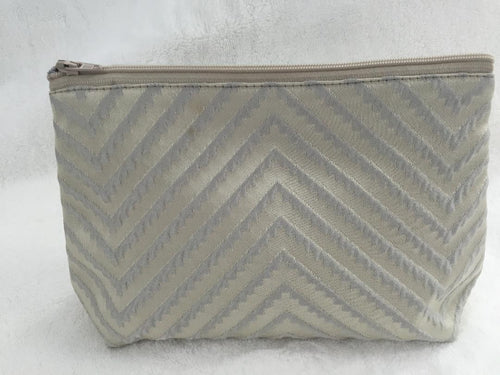 Iceberg Grey Cosmetic Bag