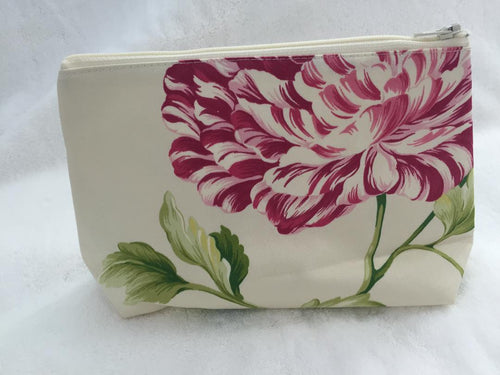 Charlotte Pink Cosmetic Bag