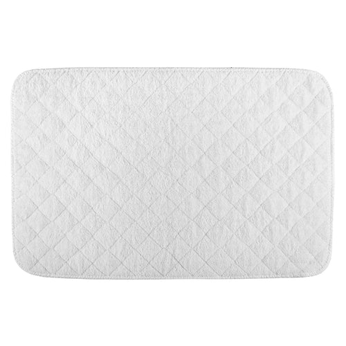 Double Loop Bath Mat