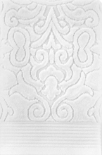 Park Avenue Guest Towel White