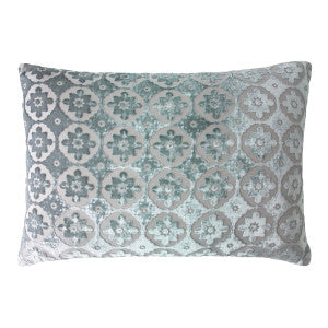 Small Moroccan Pillow Jade