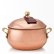 Copper Pot Simmer Cider Candle