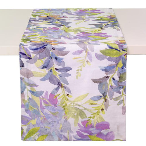 Wisteria Table Runner