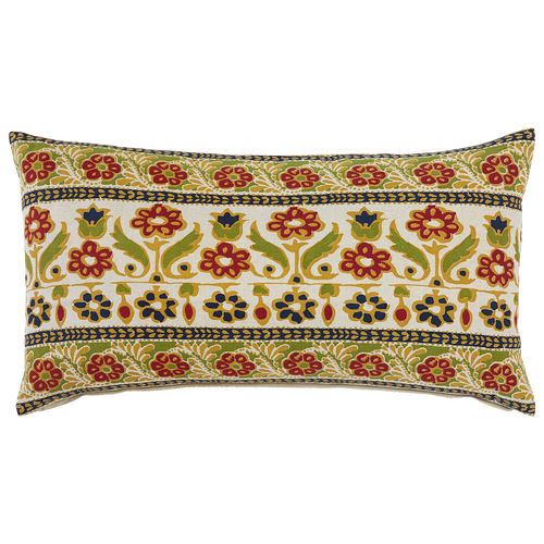 Teja Bolster Decorative Pillow