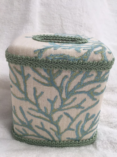 Aqua Reef Tissue Cover