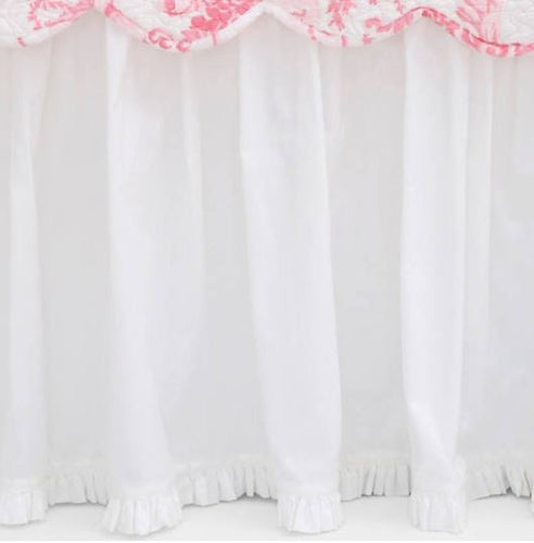 Classic Ruffle Bed Skirts