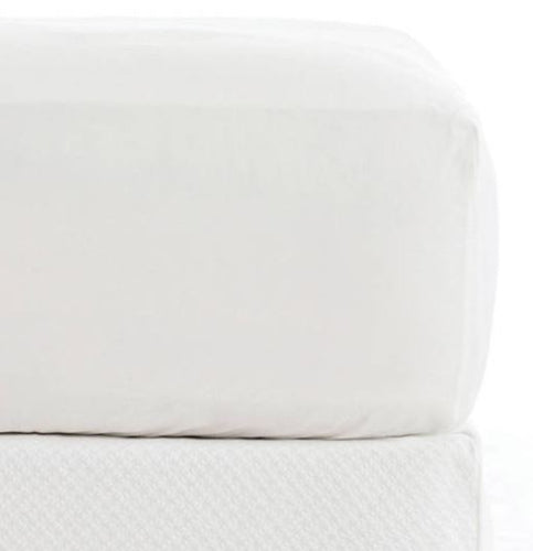 Classic White 400TC Fitted Sheet