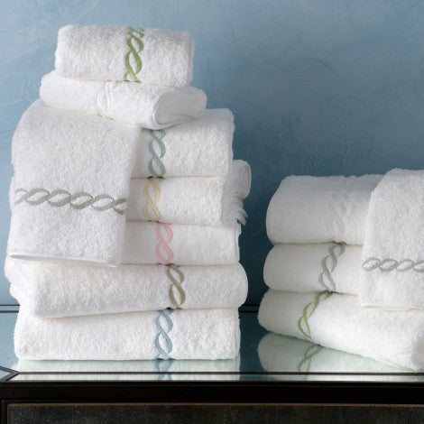 Classic Chain Guest Towels