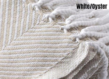 Brahms Mount Monhegan (Herringbone) Throws