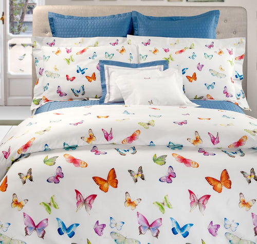 Farfalle Quilted Coverlet