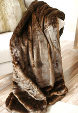 Sable Signature Series Faux Throw