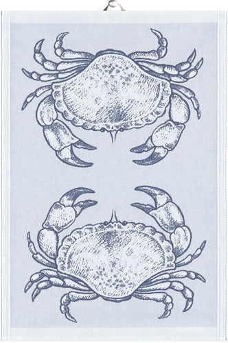 Organic Cotton Crab Kitchen Towel 50% OFF