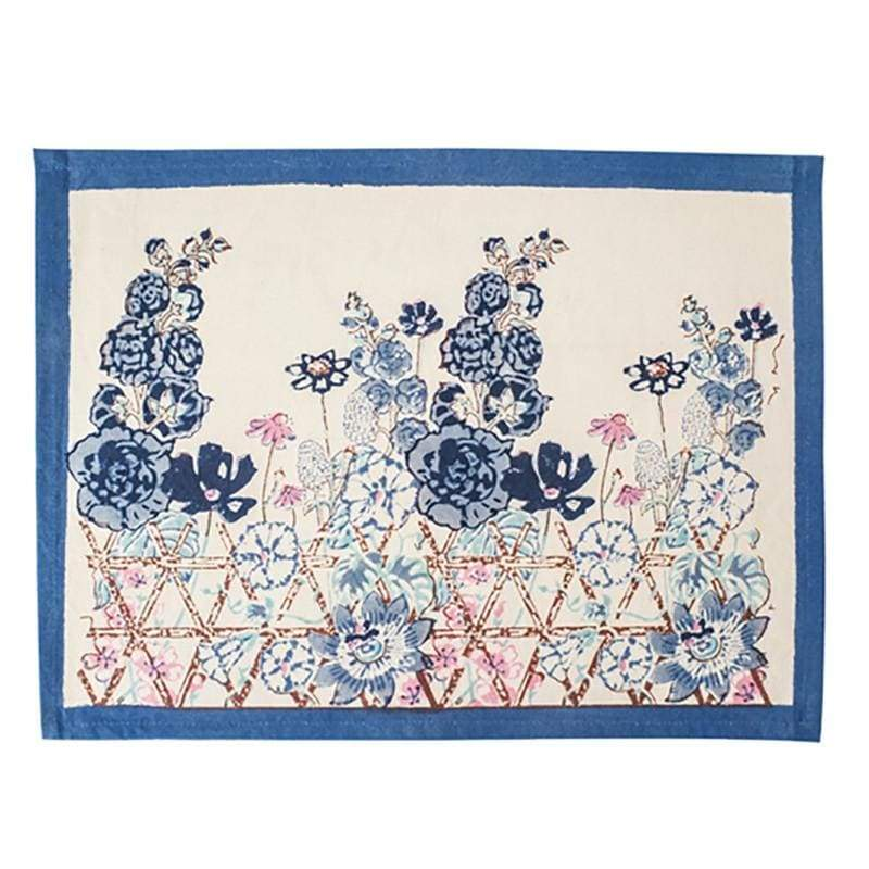 Fleur Sauvage Placemats Set of 6