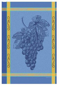 Grapes Kitchen Towel