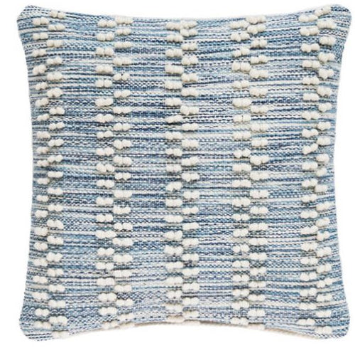 Hobnail Stripe Toss Pillow