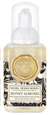 Honey Almond Mini Foaming Hand Soap
