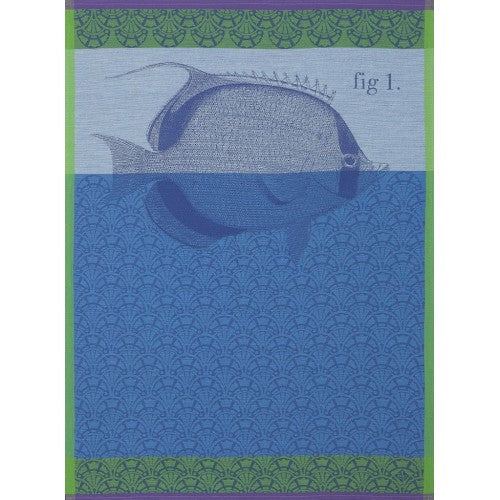Tahiti Kitchen Towel
