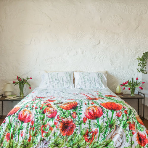 Secret Garden Duvet Cover  50% Off