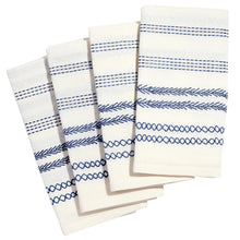 Embroidered Napkins/Set of 4