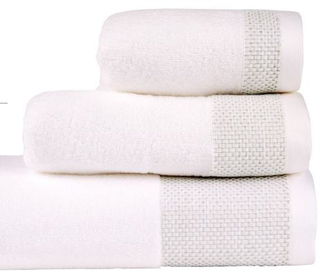 Oxford Guest Towel Grey
