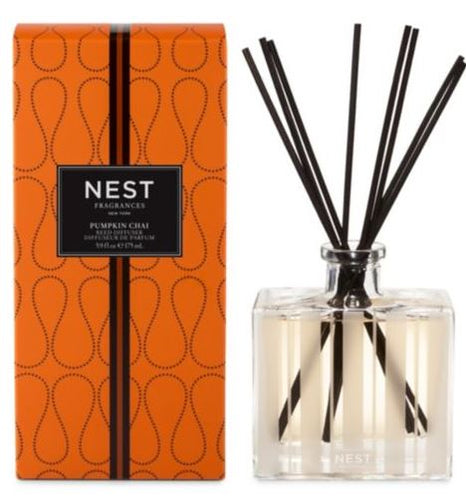 Nest Pumpkin Chai Diffuser -50% OFF
