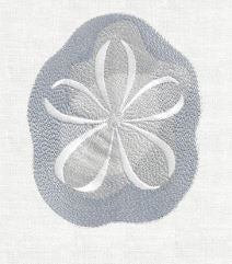 Sand Dollar Guest Towel