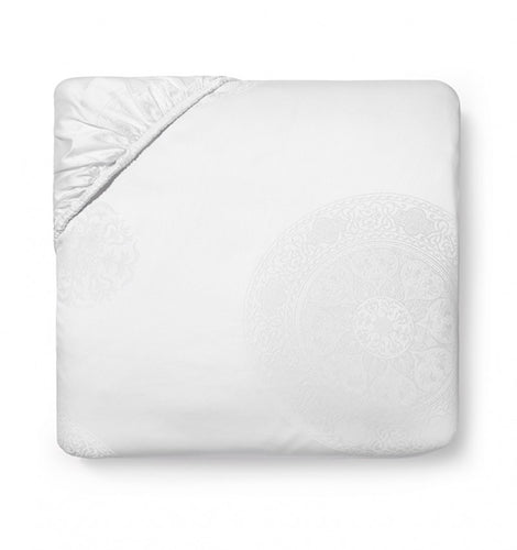 Giza45 Medallion Fitted Sheet