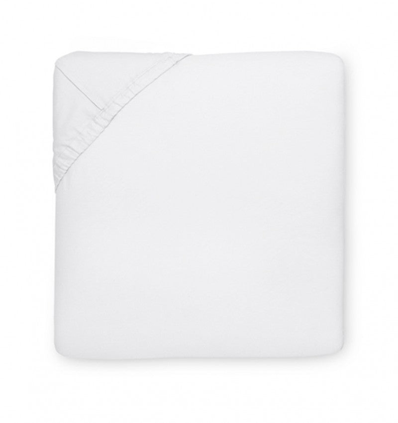 Giza45 Percale Fitted Sheet