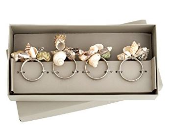Shell Napkin Rings 50% OFF