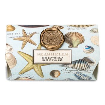 Seashells Bar Soap