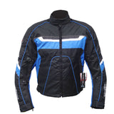 RIBE 21 WP Motorcycle Short Jacket