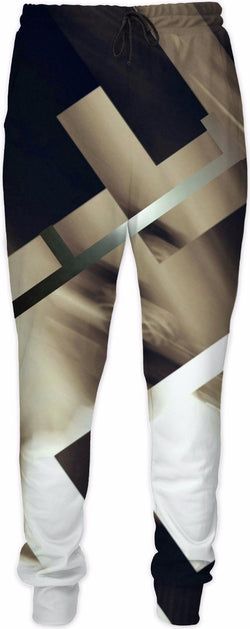 Abstract Angles: Joggers