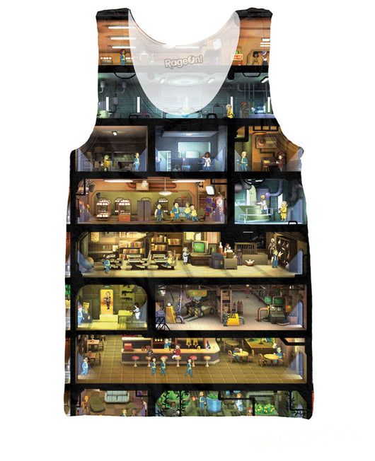 Fallout Shelter Tank Top