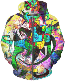 1 Million Dollar Scratch Off Hoodie
