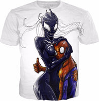 Lady Venom Love T-Shirt