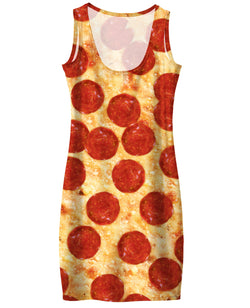 Pizza Simple Dress