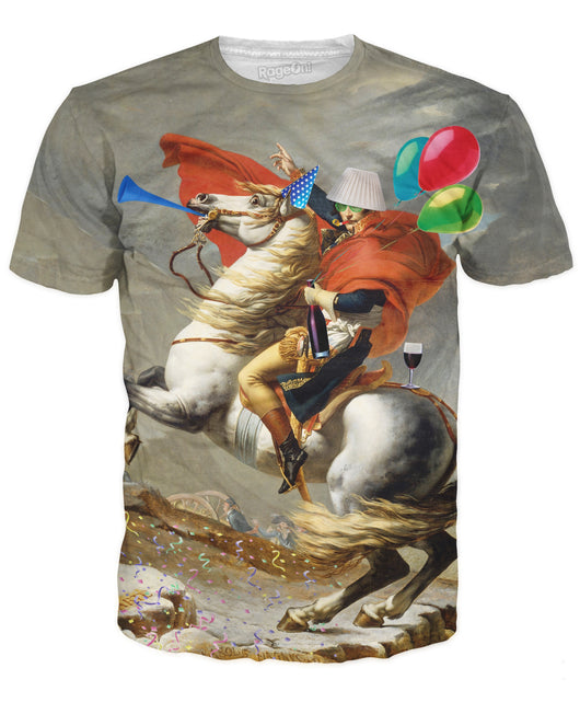 Napoleon Born2party T-Shirt