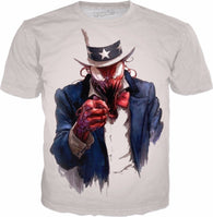 Uncle Carnage Wants You T-Shirt