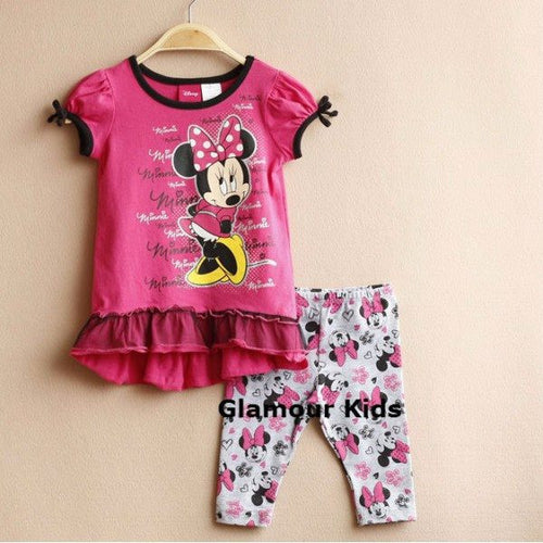 MINNIE 2PC LEGGINGS SET