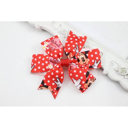 MINNIE RIBBON CLIP