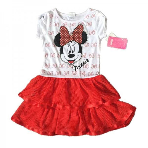 MINNIE DOUBLE LAYER DRESS