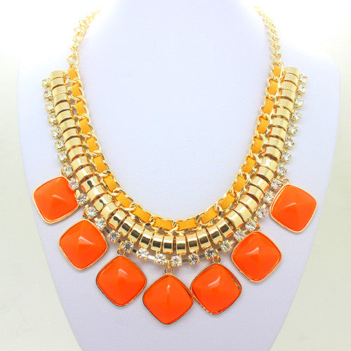 CANDY CHUNKY NECKLACE