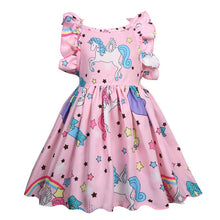 DRESS ~ UNICORN PINK