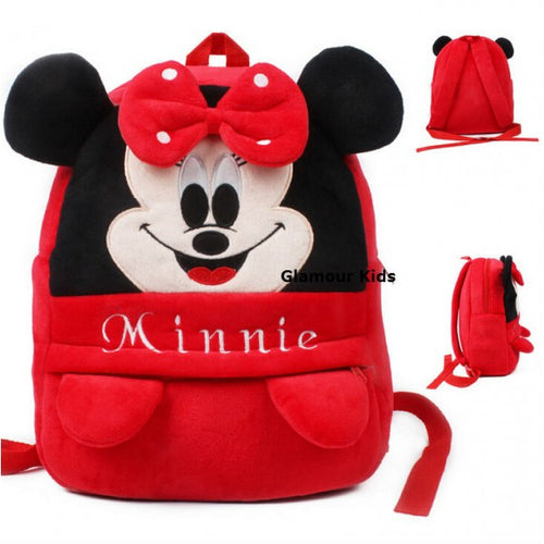 MINNIE MOUSE PLUSH BAG