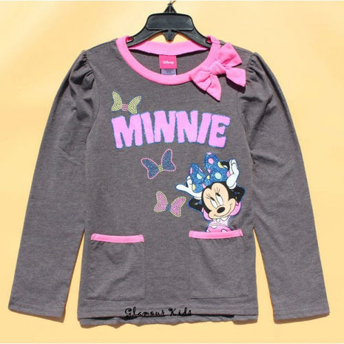 MINNIE LONG SLEEVE TEE