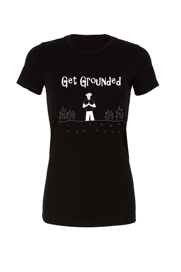 Get Grounded Women's Tee