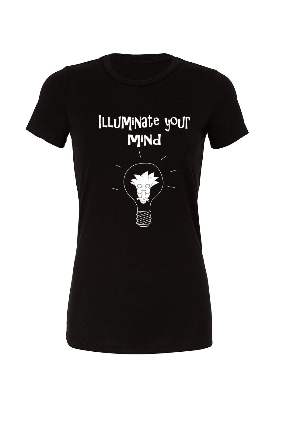 Illuminate Your Mind Women's Tee