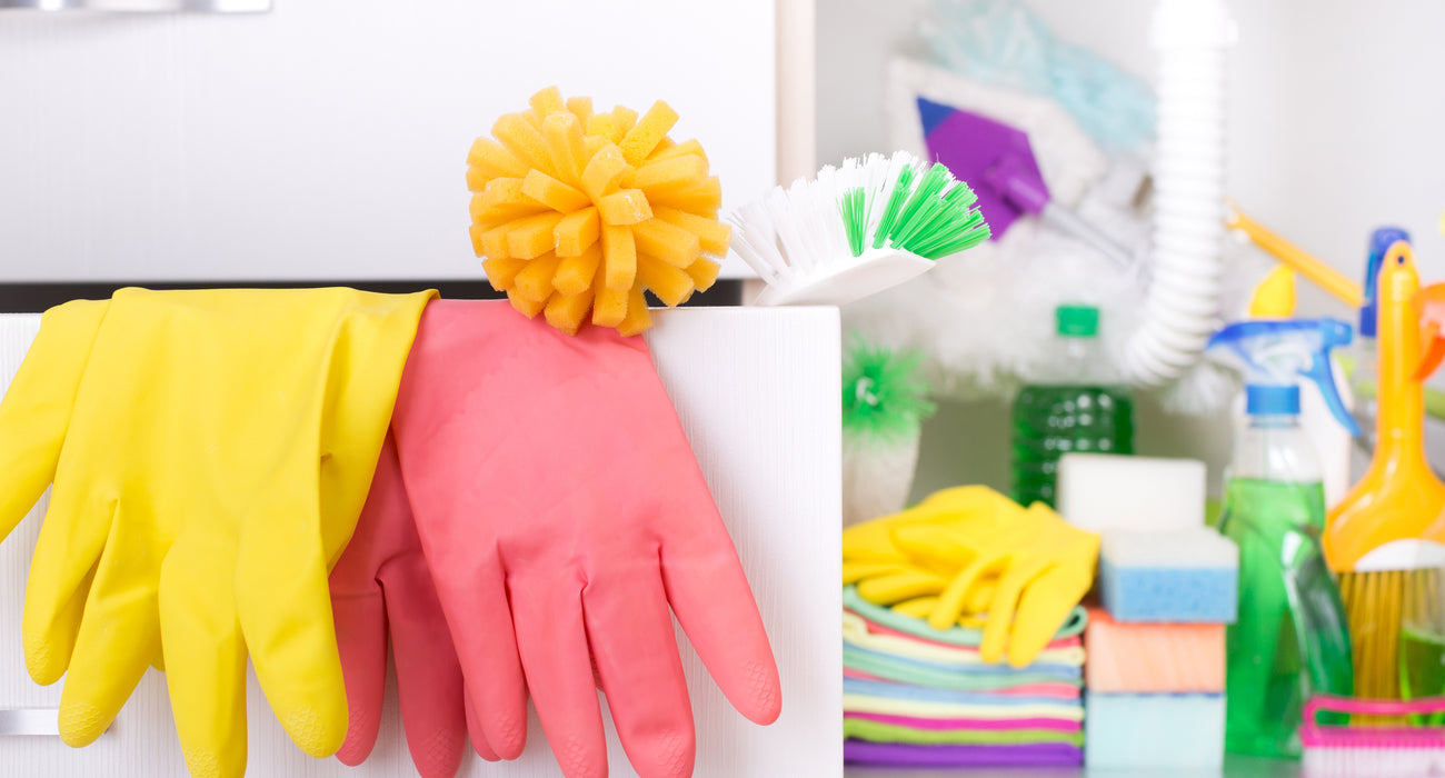 5 Genius Hacks That Make Cleaning The Worst Places...EASY!